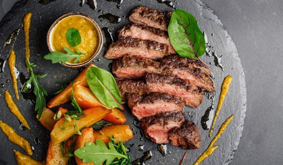 Kā pagatavot nepārspējamu steiku?!