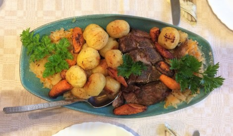 Atklājam tradicionālos Vidzemes ēdienus: Priekuļi