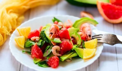Solis pretī pavasarim - 18 svaigu salātu receptes