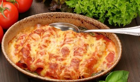 Lazanjas, kaneloni un makaronu sacepumi - 15 receptes Itālijas noskaņās