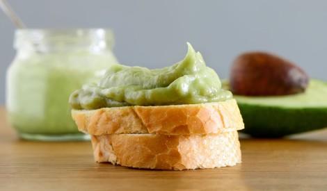 Avokado sviests