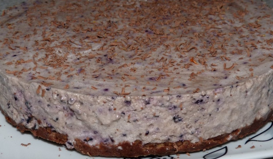 Jogurta šokolādes kūka