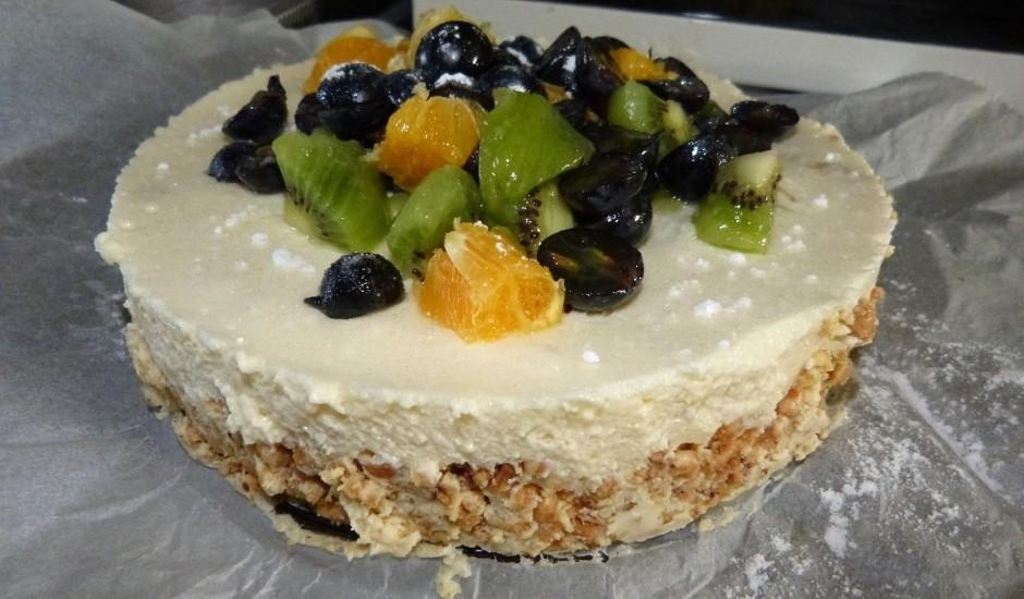 Siera kūka ar medu