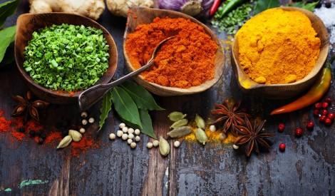 Pirms gatavo, noskaidro vislabāko produktu un garšvielu saderību