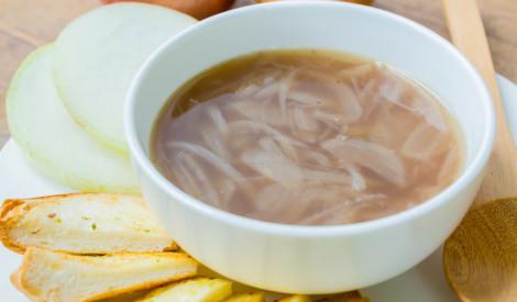 Sīpolu zupa