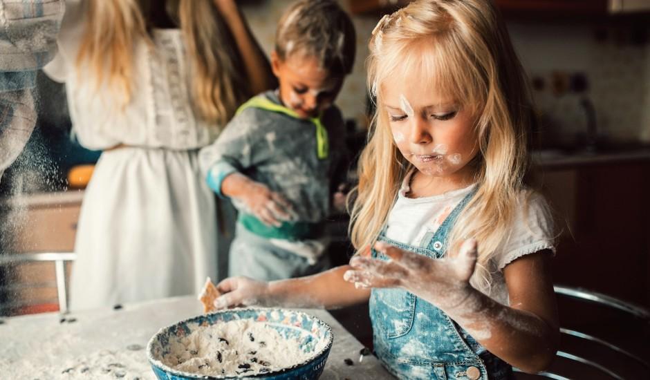 Lai rosība virtuvē! 15 recepšu izlase māmiņu lutināšanai