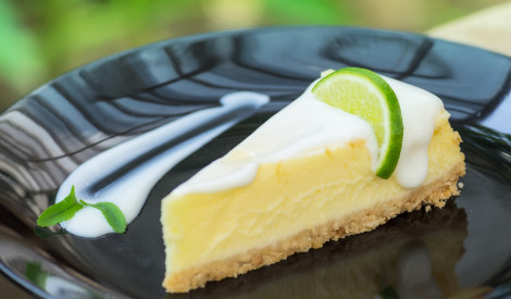 Krējuma kūka ar citronu