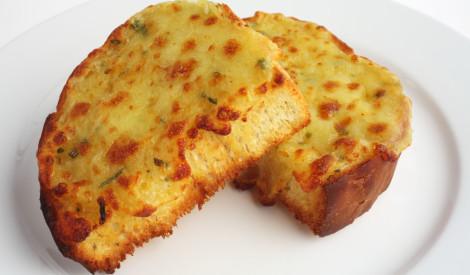 Mutē kūstošas siera maizītes