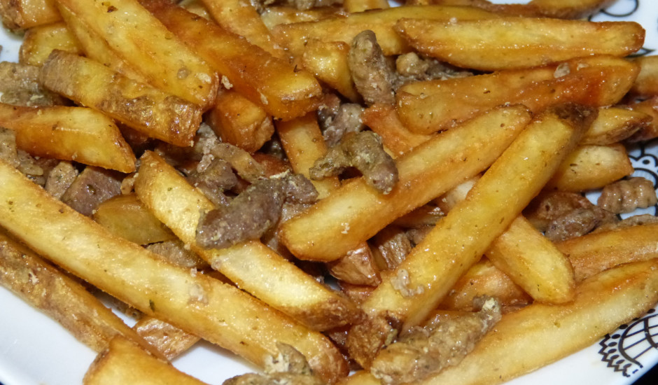 Strogonovs ar kartupeļiem