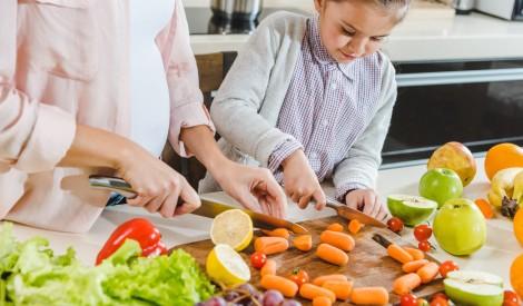Zemais starts veselīgam bērna dzīvesveidam - sāc ar ēšanas paradumiem!