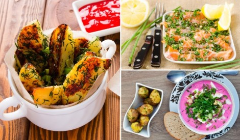 ''Piešauj'' zaļo krāsu maltītei - 18 receptes ar lociņiem