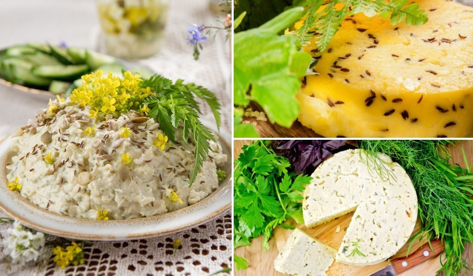 Siers un siera uzkodas: 15 receptes Līgo svētku galdam