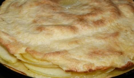 Vienkāršais ābolu pīrāgs