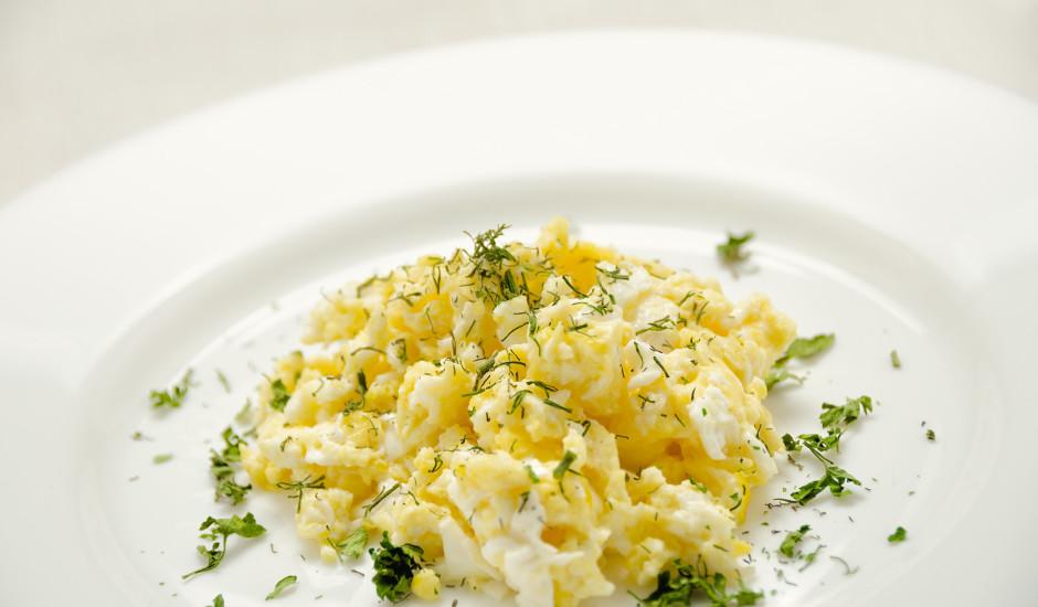 Vārītā omlete