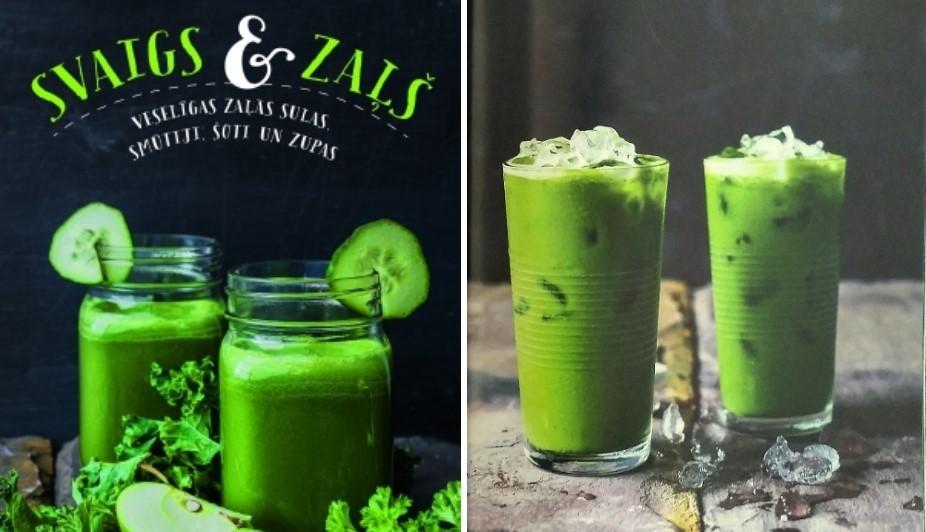 Grāmata: Svaigs & Zaļš