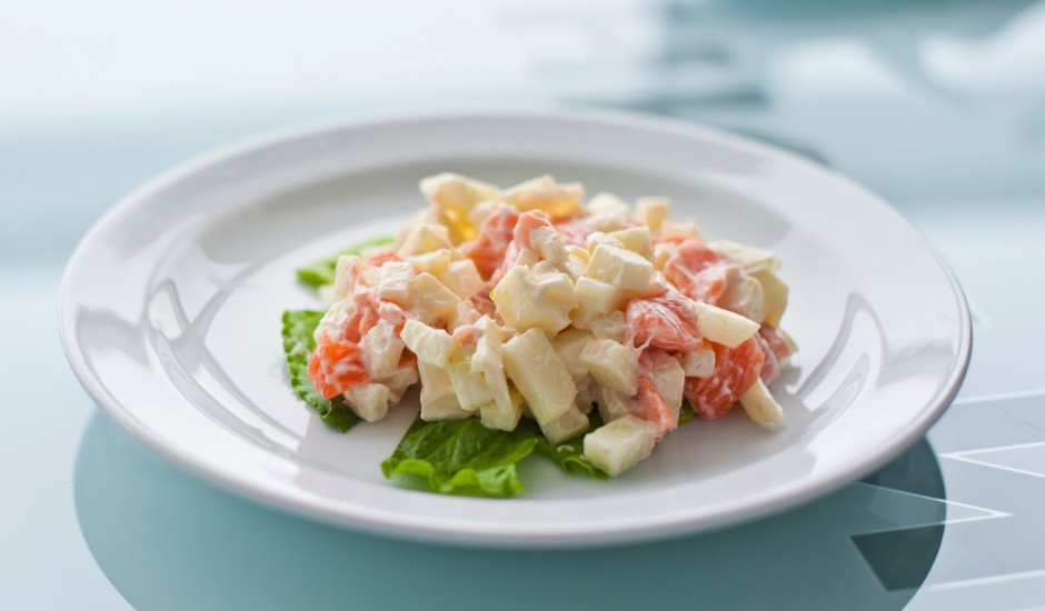 Tomātu salāti ar olu
