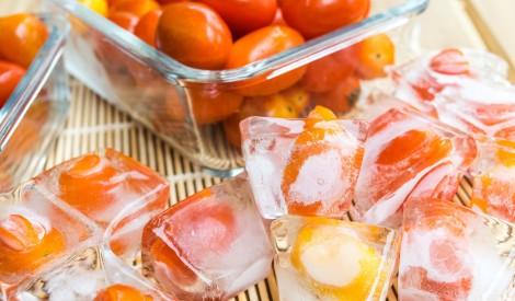 Vai tomātus var saldēt?