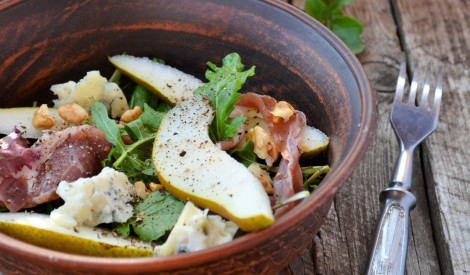 Bumbieru un proscuitto salati