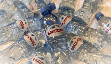 Dabas dota dāvana - ūdens no kalna avotiem