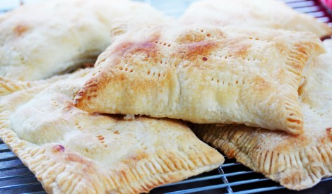 Kārtainās mīklas sēņu pīrādziņi