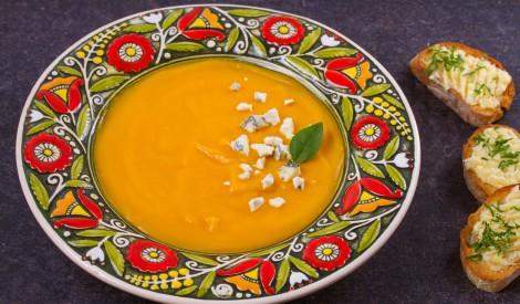 Helovīna zupa