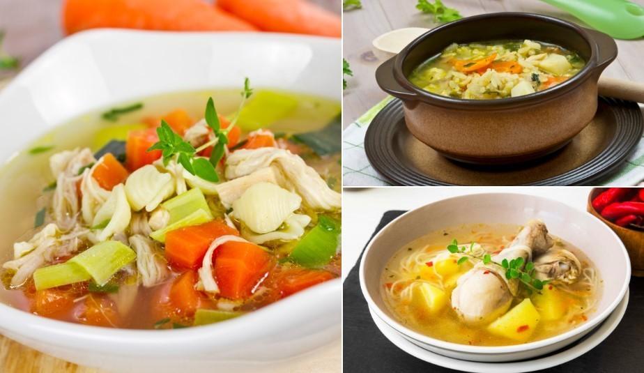 Laiks vistas zupai!  9 receptes daudzveidībai zupas šķīvī