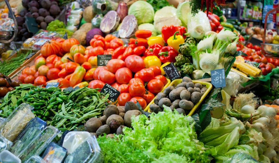 Mazie padomi - iegādājies augļus un dārzeņus zinoši