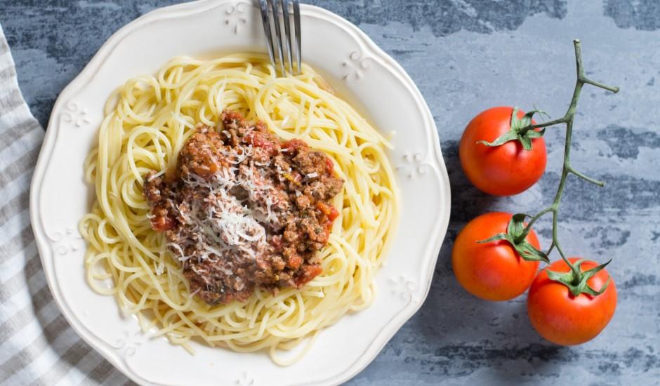 Uzlabotā maltās gaļas mērce ar dārzeņiem
