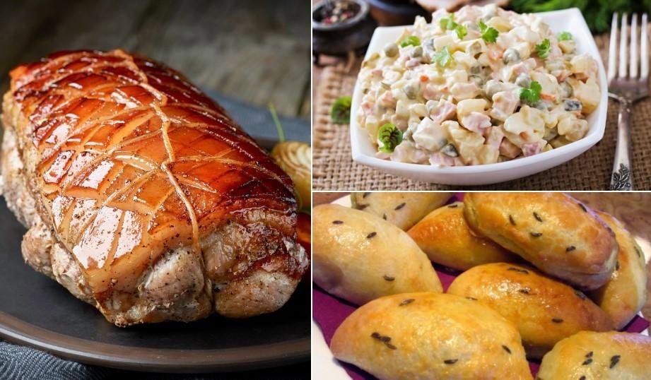 Vakariņām pie baltā galdauta - 9 receptes svinībām