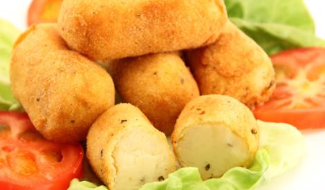 Kartupeļu kroketes