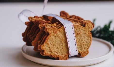 Tradicionālās zviedru piparkūkas jeb Pepperkakor