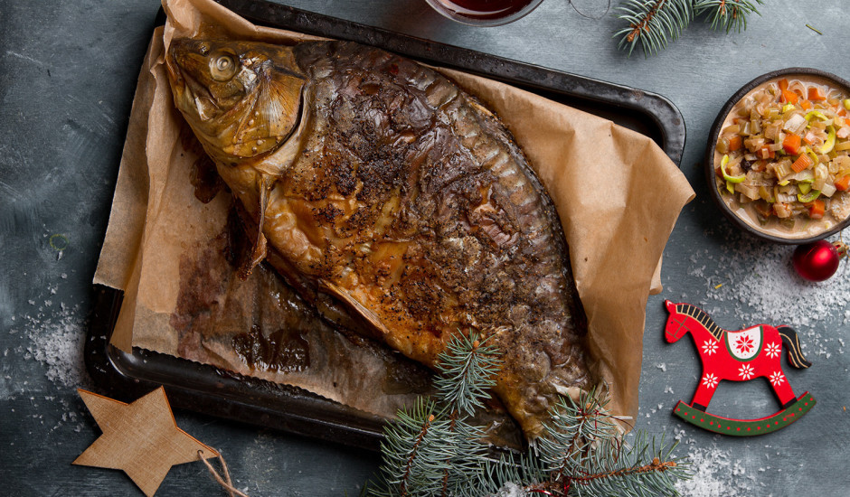 Bagātību katram! Zivs ēdieni svētku galdam