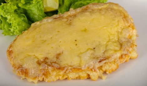 Vistas filejas karbonāde siera kažociņā