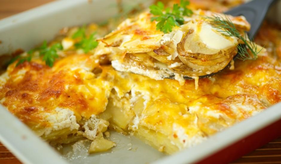 Kartupeļu sacepumu recepšu izlase: sātīgi un trakoti gardi