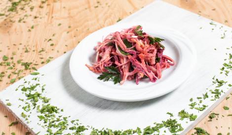 Rudenīgo dārzeņu salāti