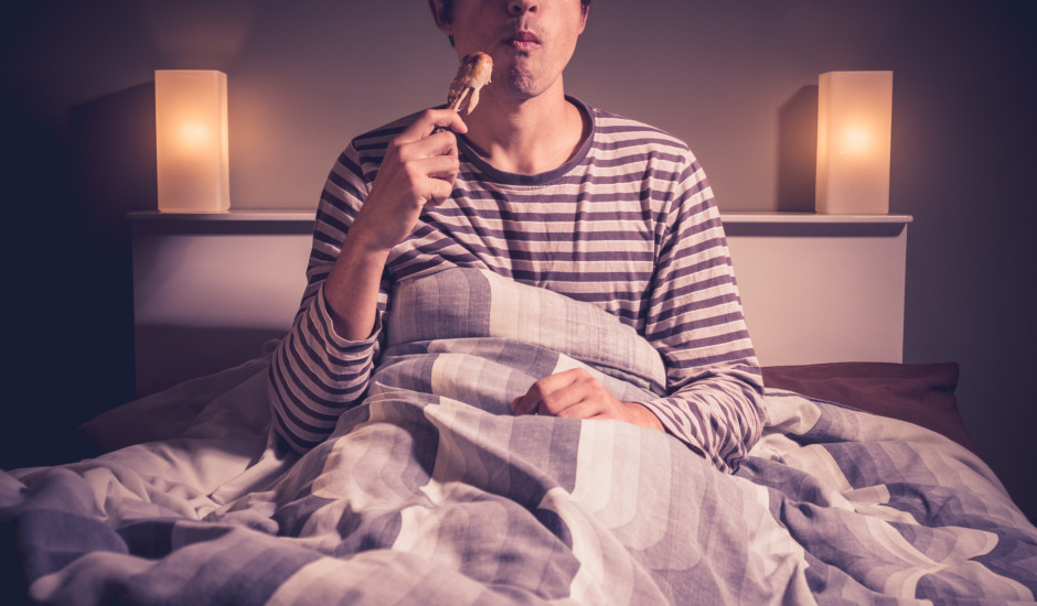 Kā pareizi vakariņot, lai no rītiem viegli pamosties?