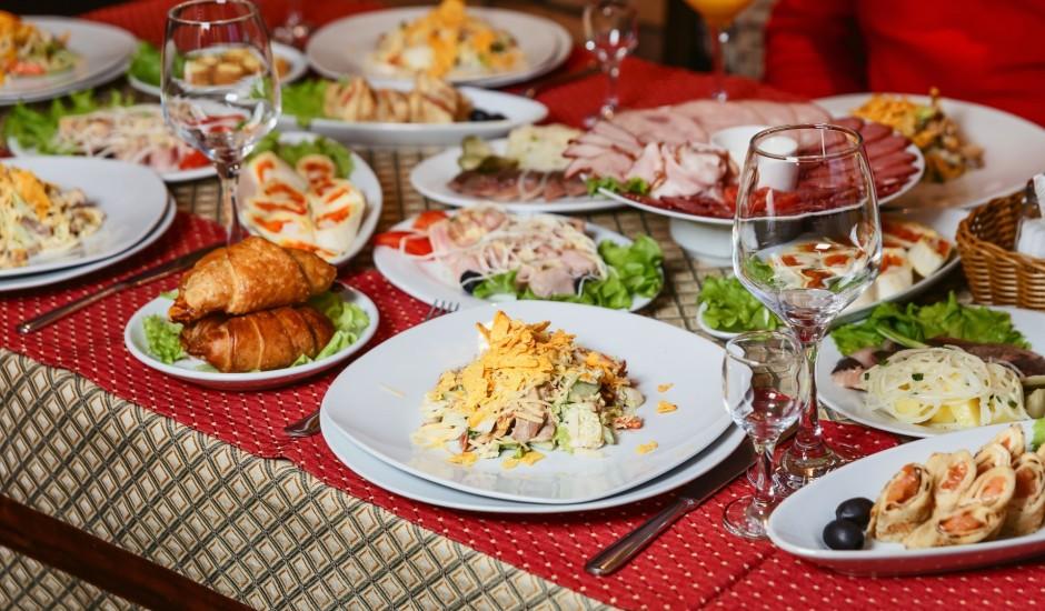 Latvijas recepšu mammas Antoņinas Masiļūnes padomi uzkodu un salātu gatavošanai!
