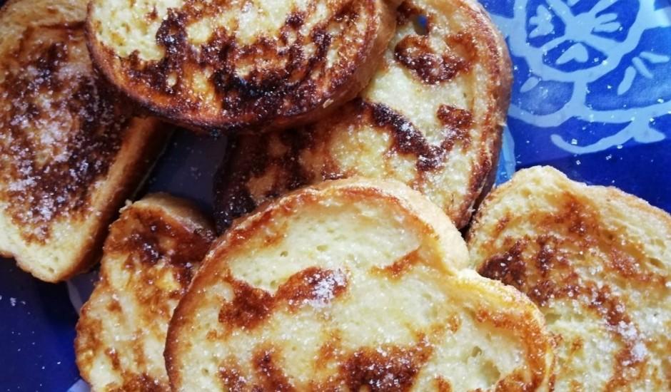 Bērnības brokastu maizītes