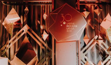 Noskaidroti 30 labākie restorāni Latvijā. Kuri iekarojuši topa virsoni?