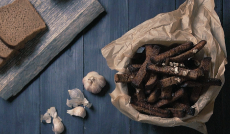 Ķiploku grauzdiņi