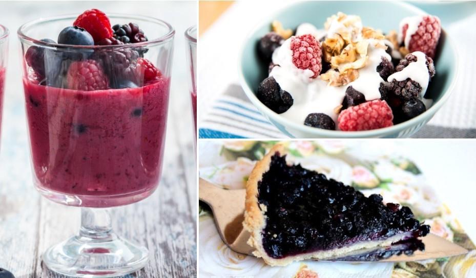 Saldētavas revīzija: saldie ēdieni izmantojot ogu krājumus!