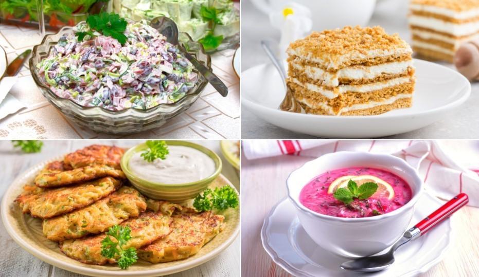 Plānojam maltīti nedēļai: recepte katrai dienai