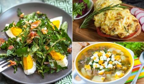 Olu prieki turpinās! Izmantojam kaujās kritušās olas gardos ēdienos