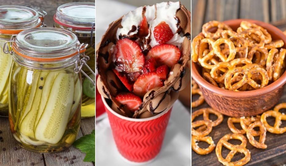 Izjūti kāri pēc salda, sāļa vai skāba? Noskaidro, kas trūkst tavam organismam!
