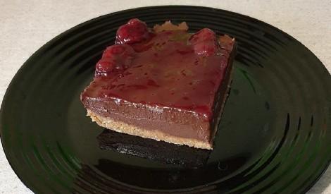 Vegāniskā ķiršu kūka