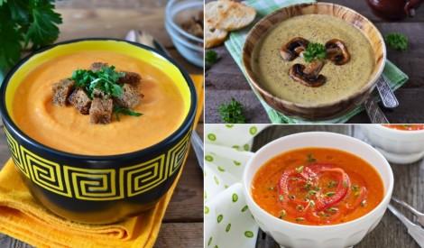 Maigās krēmzupas: 9 receptes daudzveidībai