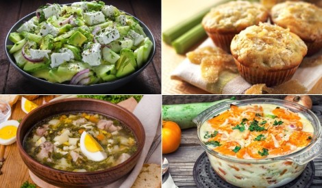 7 receptes visgardākajām maltītēm