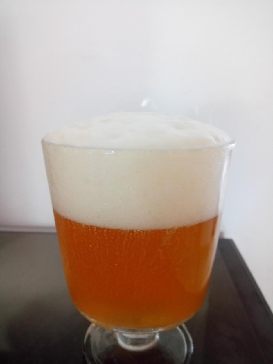 Dzēriens ir gatavs.  Lai labi garšo!