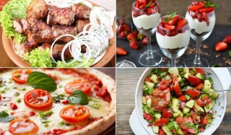 Receptes visai nedēļai: sezonāls deserts, gardas zupas un lieliski pamatēdieni