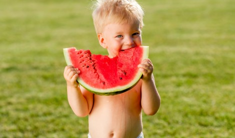 Lielā vasaras top oga - arbūzs. Padomi kā izvēlēties labāko!